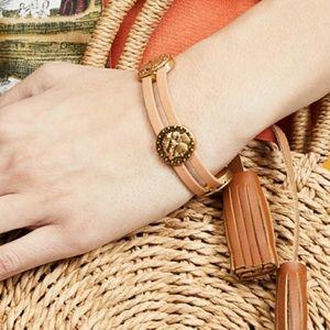 Tory Burch Coin bracelet
